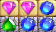 Diamond Digger Saga: Stone tiles