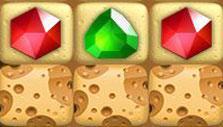 Diamond Digger Saga: Chipped tiles