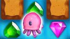 Toys in Diamond Digger Saga
