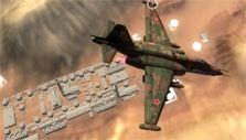 Jet fighter in Red Crucible 2