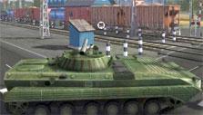 Red Crucible 2: Tank