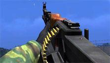 Machine gun in Red Crucible 2