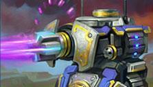 Machine gun in Prime World: Defender