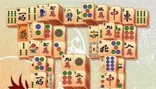 Pillars formation in Mahjong