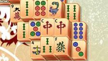 Mountain configuration in Mahjong