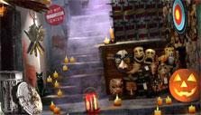 Voodoo shop in Dark Manor