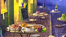 Cafe in Dark Manor