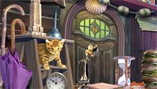 Fisherman's hut in Dark Manor