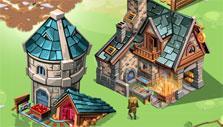 Goodgame Empire: buildings