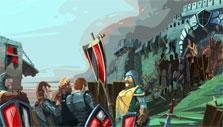 Successful invasion in Goodgame Empire