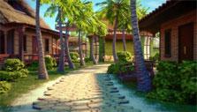 My Sunny Resort: The resort