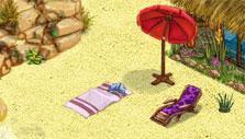 Chillax by the beach in My Sunny Resort