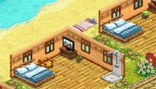 Furnishing the rooms in My Sunny Resort