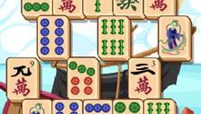 Mahjong Pirates Pattern