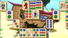 Mahjong Pirates Alien