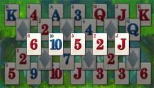 Solitaire in Wonderland: Lots of cards