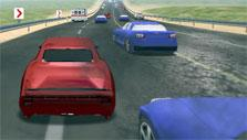 Highway Racer: Heavy traffic
