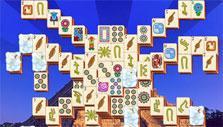 Aztec spider in Mahjong Duels