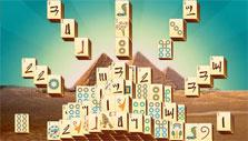 Sunrise in Egypt in Mahjong Duels
