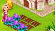 Crystal posies in Royal Story