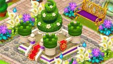 Garden in Royal Story