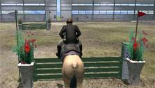 Jumping in Riding Club Championship