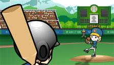 You're up! in Baseball Heroes