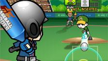 Aiming circle in Baseball Heroes