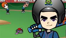 Baseball Heroes: Practicing