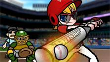Baseball Heroes: Hitting it