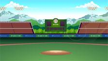 Home stadium in Baseball Heroes