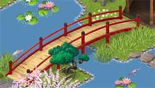 Mahjong: The Secret Garden: Bridge