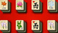 Pieces of eight in Mahjong: The Secret Garden
