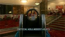 Kill assist in Ballistic