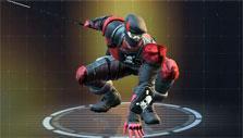 Ballistic: Shadow class