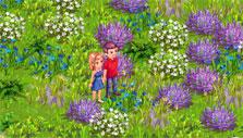 Happy Family: Flower plains