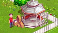 Summer house in Happy Family