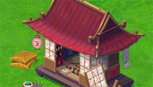 Tea house in Happy Family
