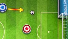 Soccer Stars: aiming for the goal