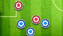 Don't leave your goal undefended in Soccer Stars