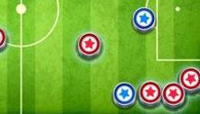 Soccer Stars: Goal post is open!