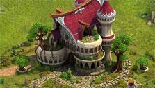 Elvenar: Elves' main hall
