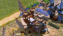 Human trader in Elvenar