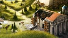 Develop your city in Grepolis
