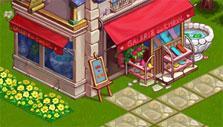 New shop in Flower Ville