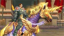 Allods Online: Golden unicorn