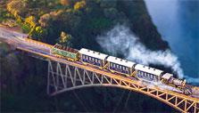 Across the bridge in Transport Empire