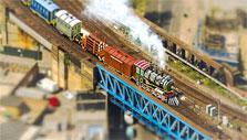 Transport Empire: train