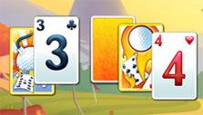 Concealed in Fairway Solitaire Blast