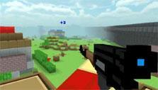 Blockade 3D: sniper